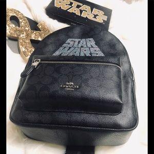 🚆Coach Star Wars X Medium Charlie Backpack NWT🚆